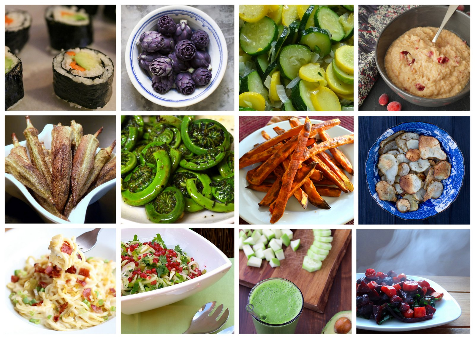 A-Z Vegetable Recipe Roundup (Wahls + Paleo AIP) | Phoenix Helix