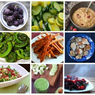 A-Z Vegetable Recipe Roundup (Wahls + Paleo AIP)