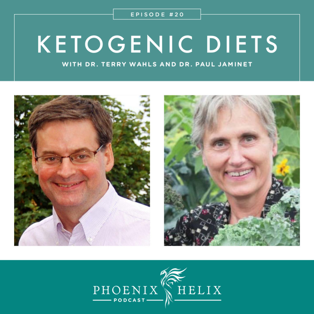 Ketogenic Diets with Dr. Terry Wahls and Dr. Paul Jaminet | Phoenix Helix Podcast
