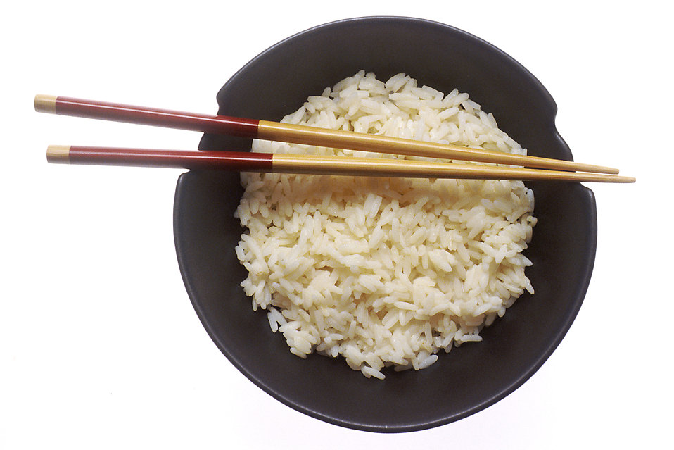 What's Up With White Rice?