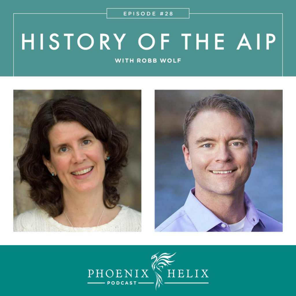 History of the AIP with Robb Wolf | Phoenix Helix Podcast