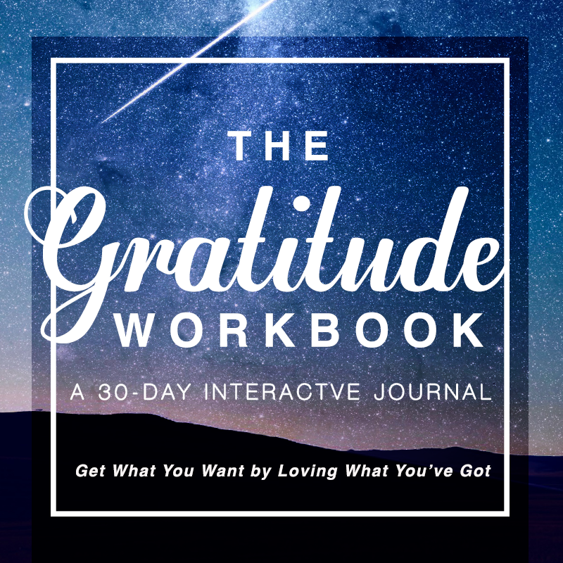 Gratitude Workbook Review & Giveaway | Phoenix Helix