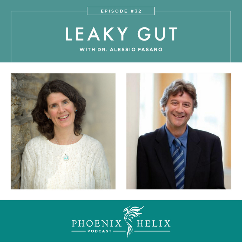 Leaky Gut with Dr. Alessio Fasano | Phoenix Helix Podcast