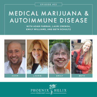 Episode 33: Medical Marijuana and Autoimmune Disease