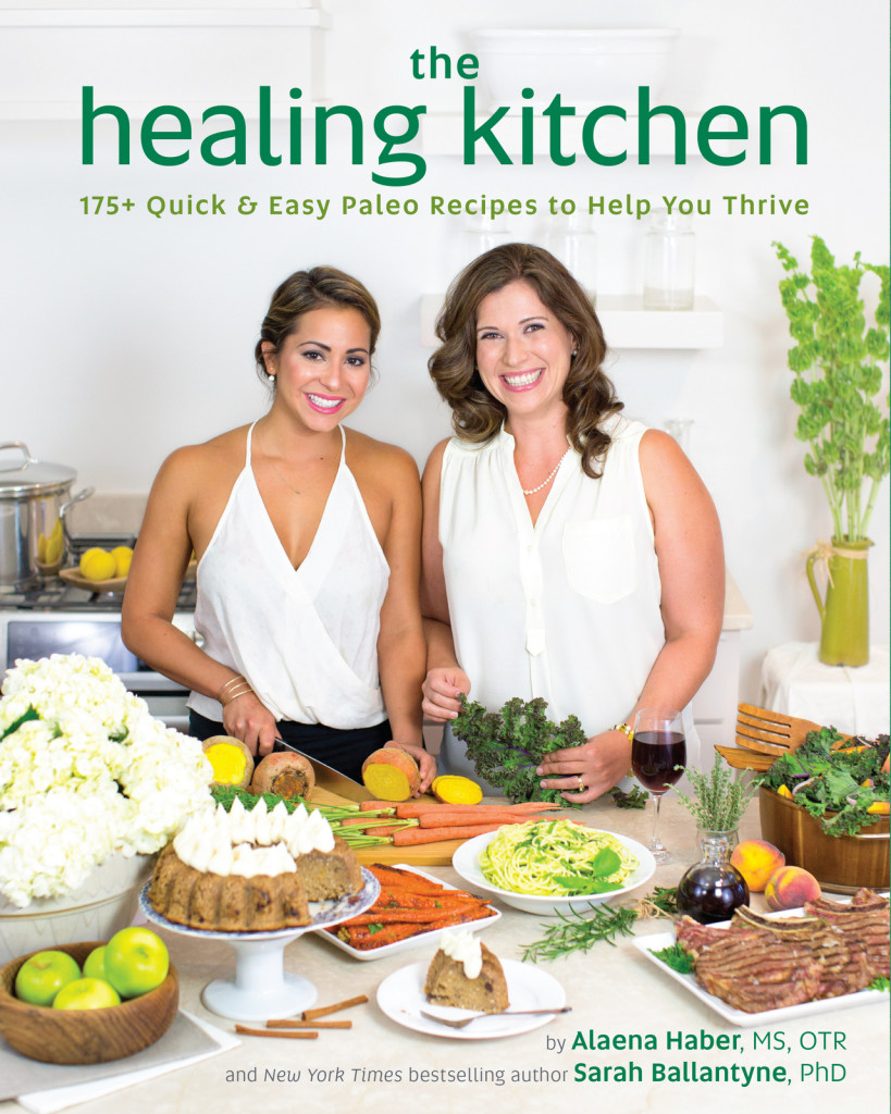 Healing Kitchen Cookbook Review & Sample Recipe | Phoenix Helix