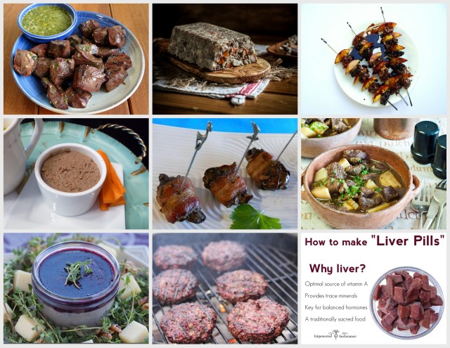 Celebrating Nutrient Density: 50+ Organ Meat Recipes!