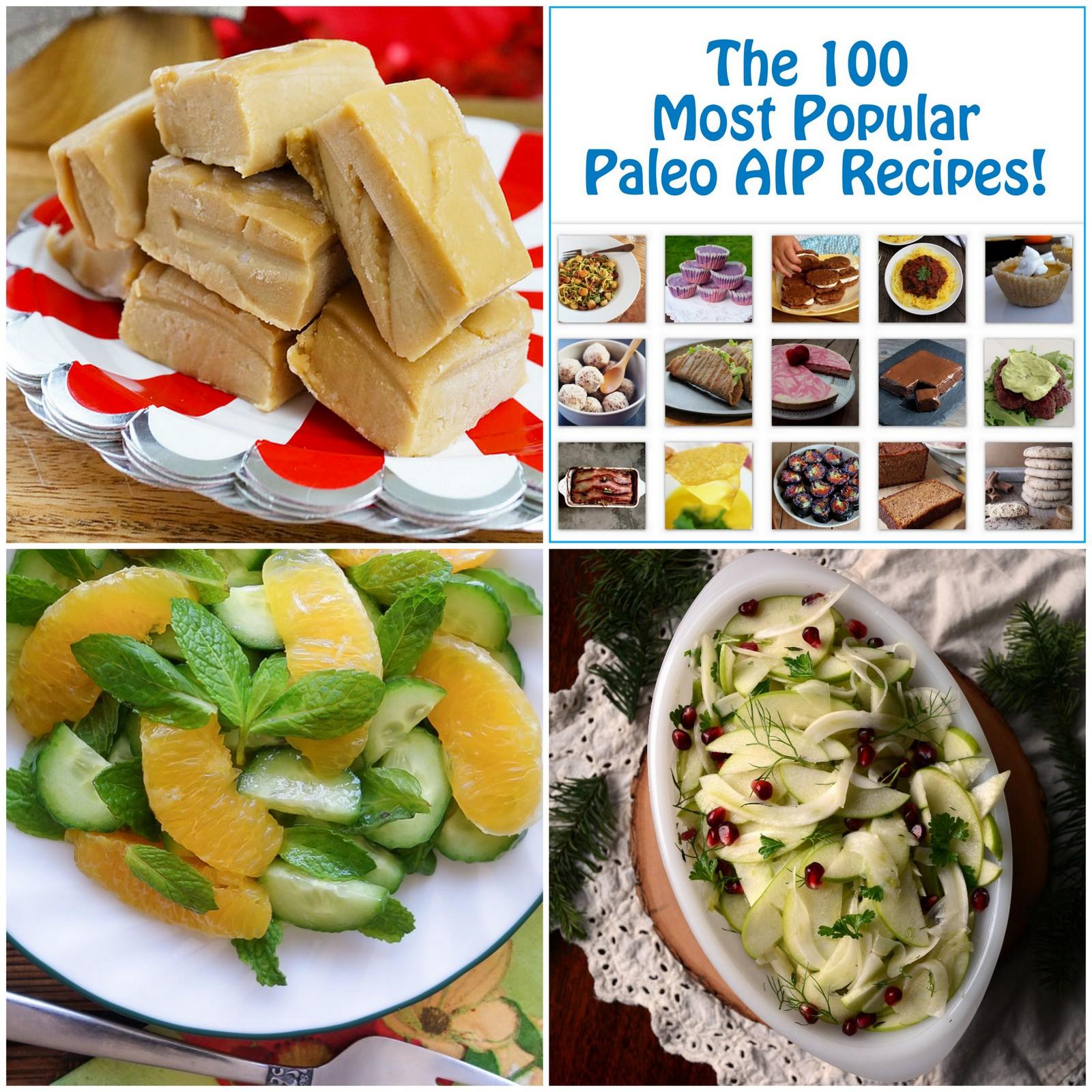 Paleo AIP Recipe Roundtable #101| Phoenix Helix