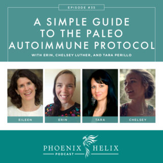 Episode 35: A Simple Guide to the Paleo Autoimmune Protocol