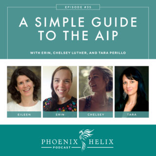 Episode 35: A Simple Guide to the Paleo Autoimmune Protocol (AIP)