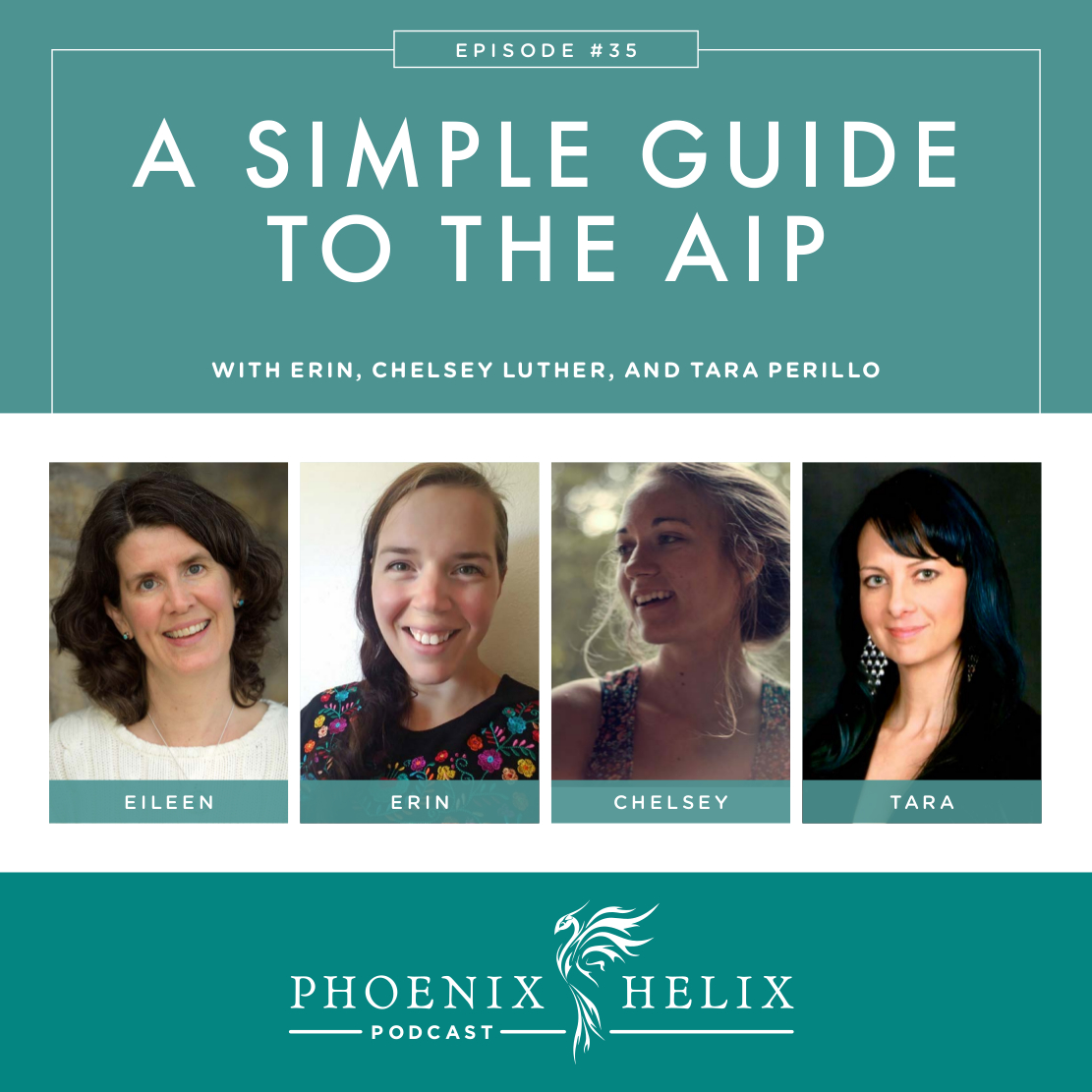 A Simple Guide to the Paleo Autoimmune Protocol (AIP) | Phoenix Helix Podcast