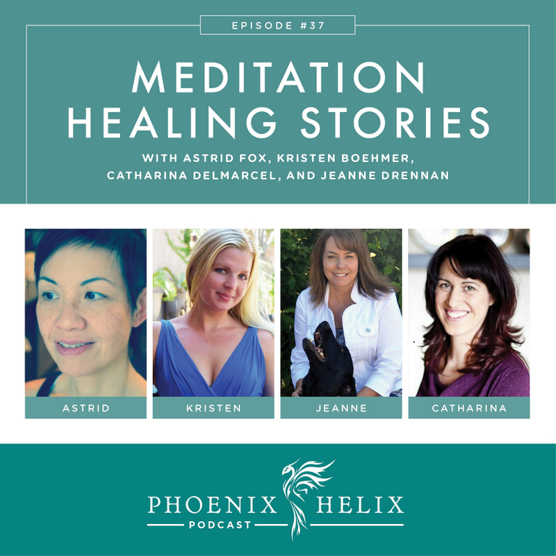 Meditation Healing Stories | Phoenix Helix Podcast