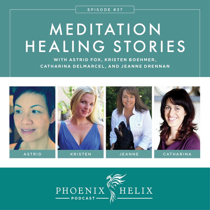 Meditation Healing Stories | Phoenix Helix Podcast