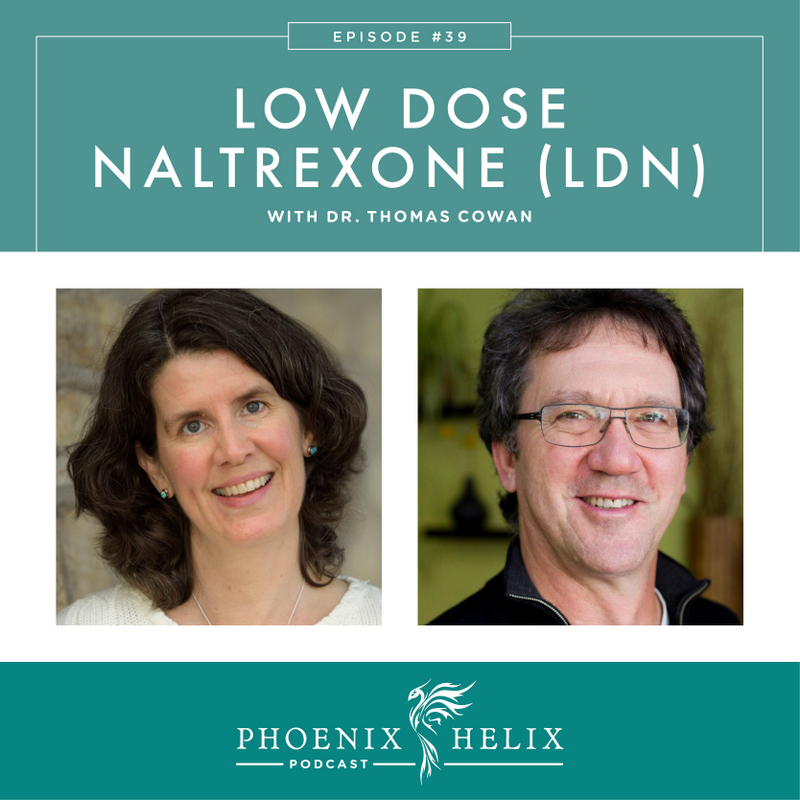 LDN with Dr. Thomas Cowan | Phoenix Helix Podcast