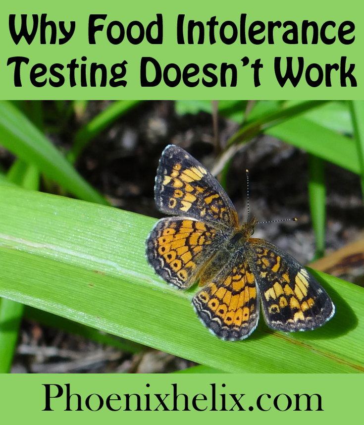 Why Food Intolerance Testing Doesn't Work | Phoenix Helix