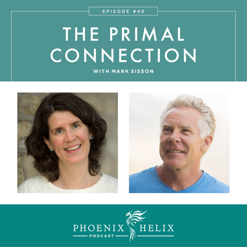 The Primal Connection with Mark Sisson | Phoenix Helix Podcast