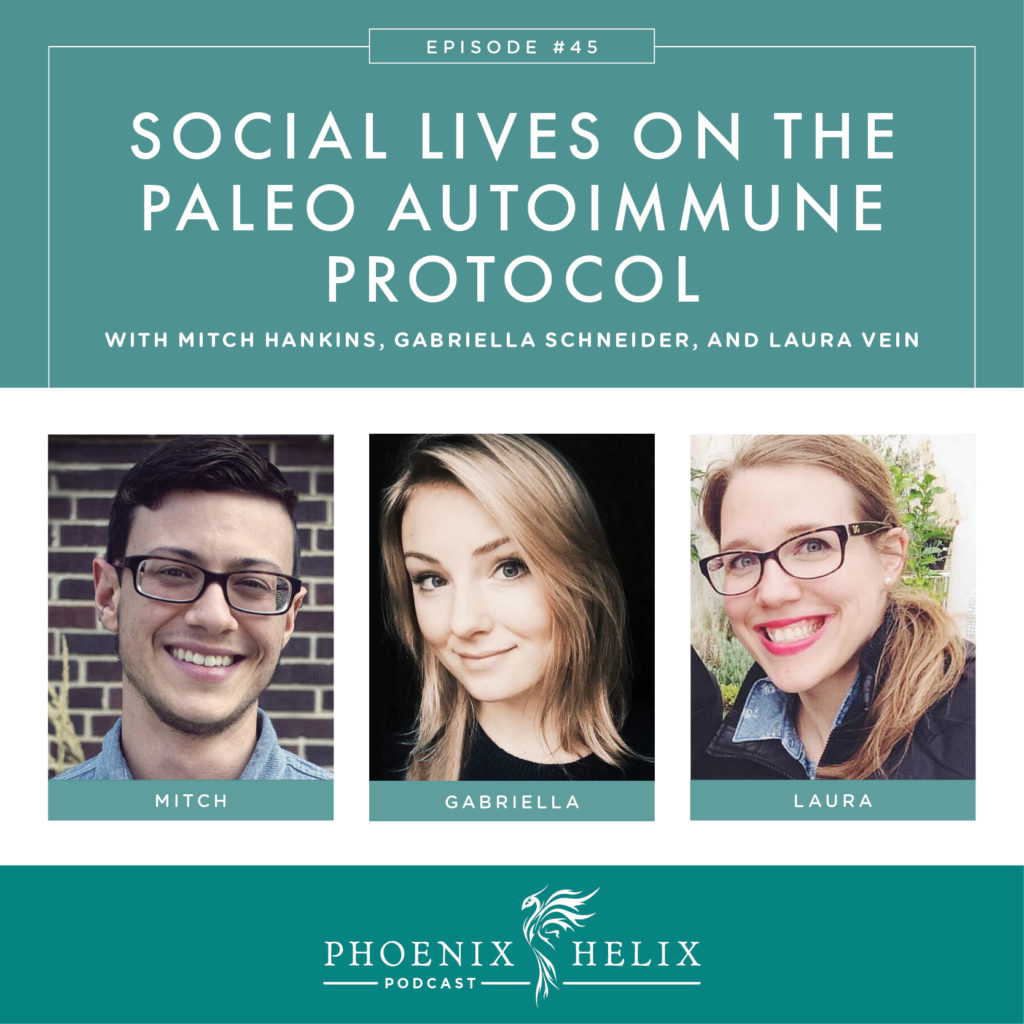 Social Lives on the AIP | Phoenix Helix Podcast