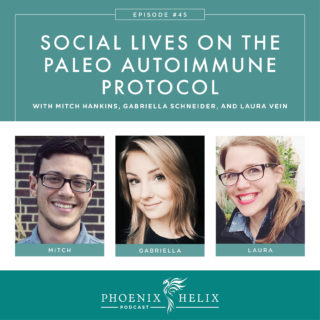 Episode 127: Best Of – Social Lives on the Paleo Autoimmune Protocol