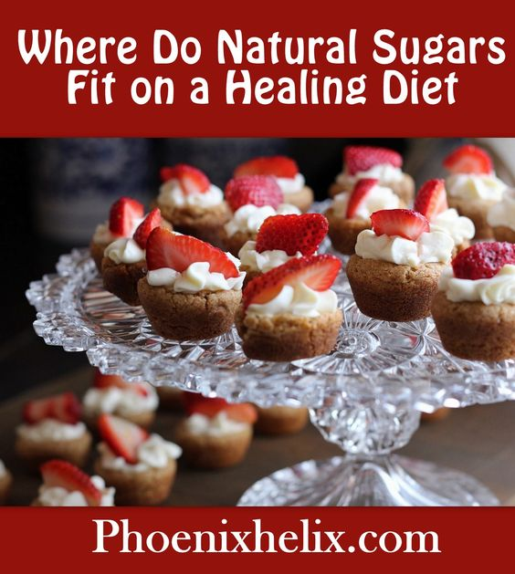 Where Do Natural Sugars Fit on a Healing Diet | Phoenix Helix