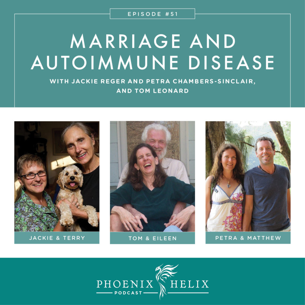 Marriage and Autoimmune Disease | Phoenix Helix Podcast