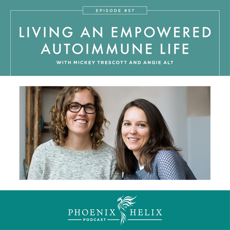 Living an Empowered Autoimmune Life | Phoenix Helix Podcast