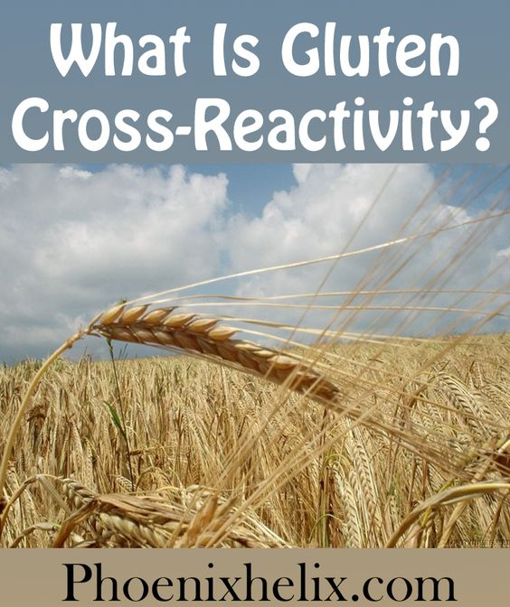 What Is Gluten Cross-Reactivity? | Phoenix Helix