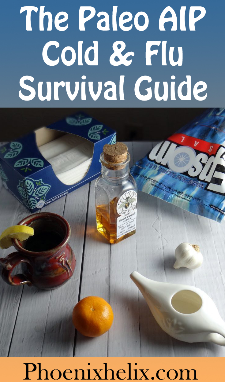 The Paleo AIP Cold & Flu Survival Guide
