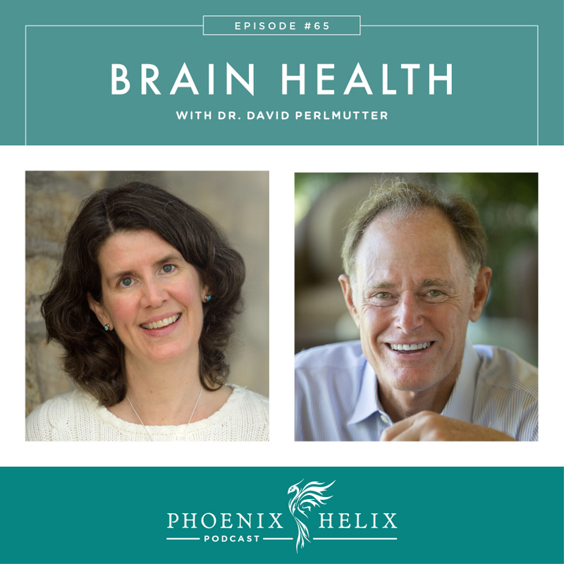 Brain Health with Dr. David Perlmutter | Phoenix Helix Podcast
