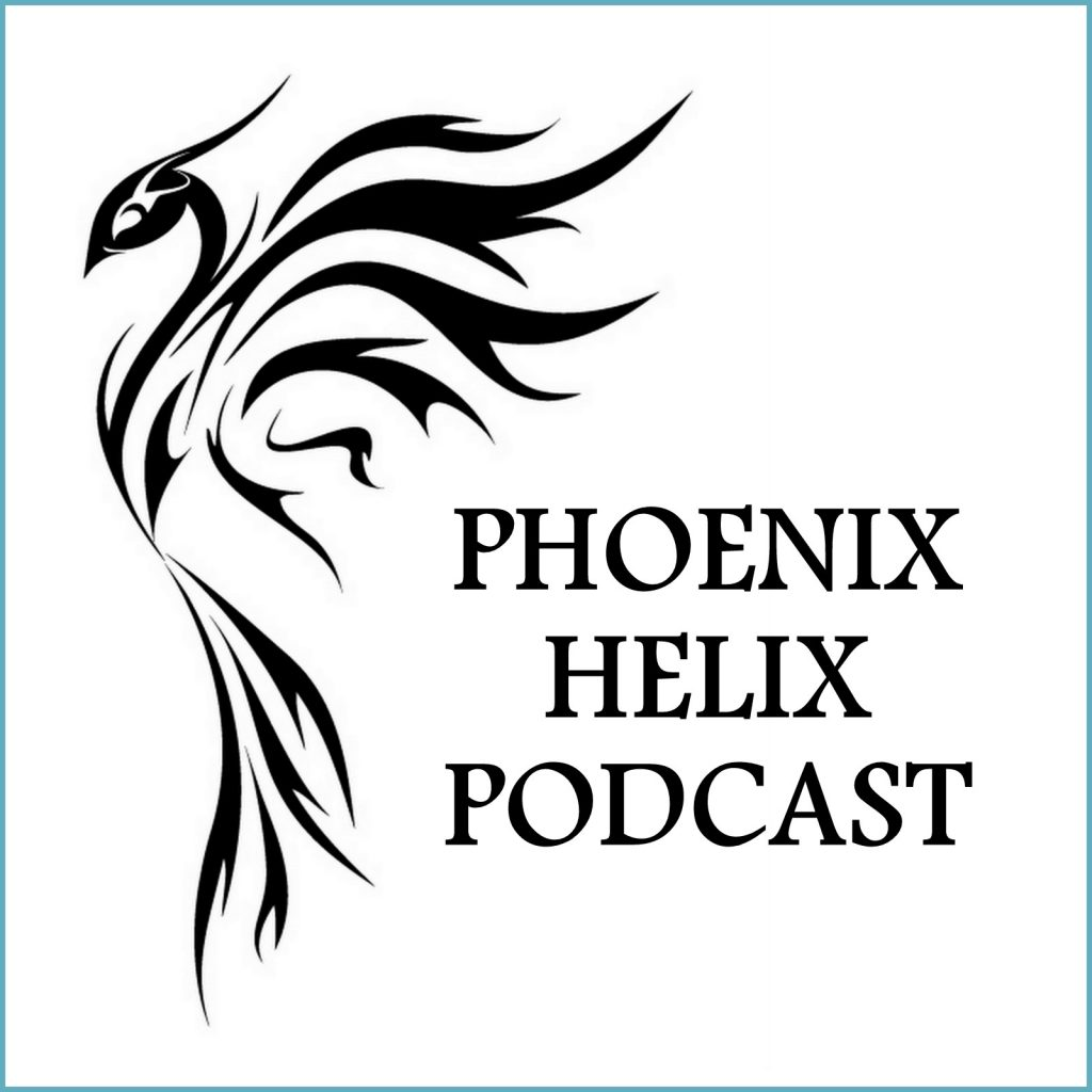 Episode 66 of the Phoenix Helix Podcast: The Psychology of Eating with Marc David