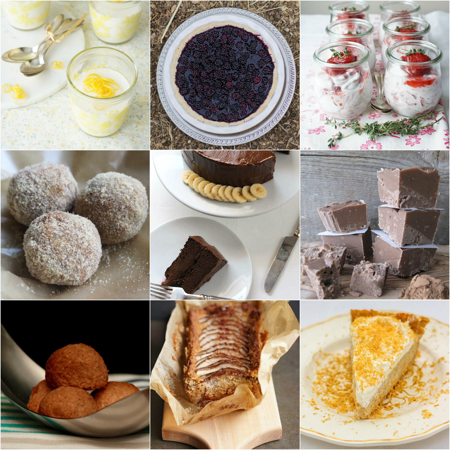 50 Low-Sugar Paleo AIP Dessert Recipes | Phoenix Helix