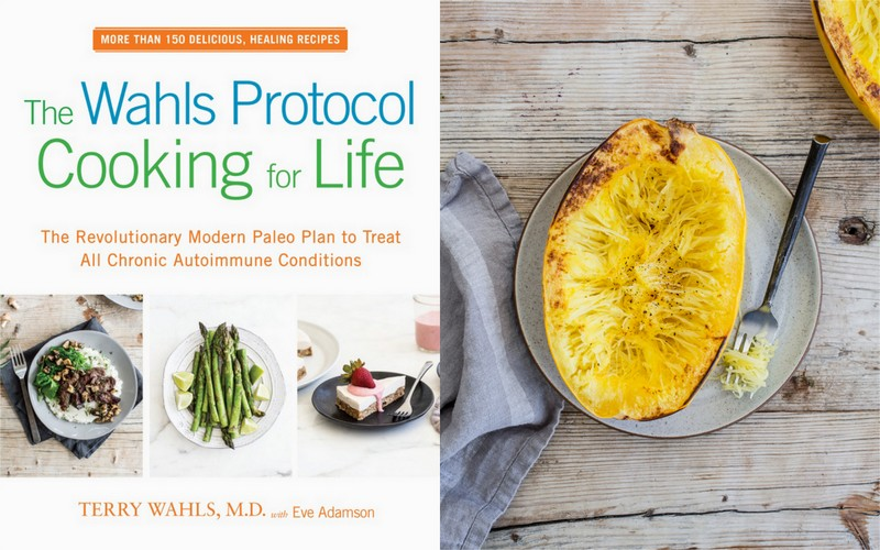 Wahls Protocol Cooking for Life – Cookbook Review & Sample Recipe