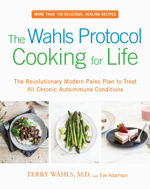 Wahls Protocol Cooking for Life - Cookbook Review, Sample Recipe and Giveaway! | Phoenix Helix