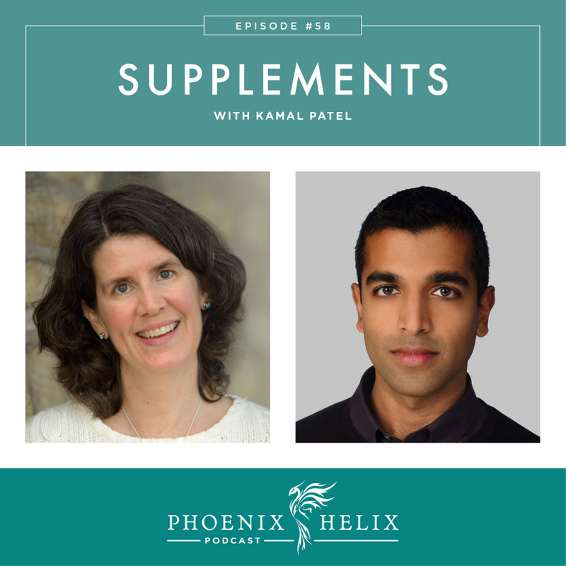 Supplements with Kamal Patel | Phoenix Helix Podcast