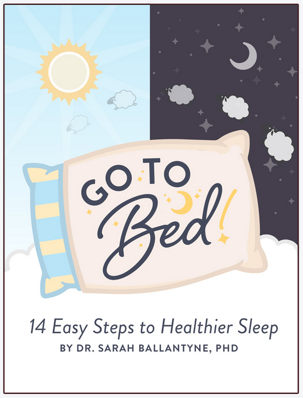 Go To Bed Sleep Challenge E-book Review | Phoenix Helix
