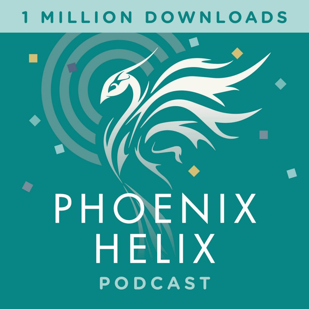 1 Million Phoenix Helix Podcast Downloads ~ a Celebration Giveaway!