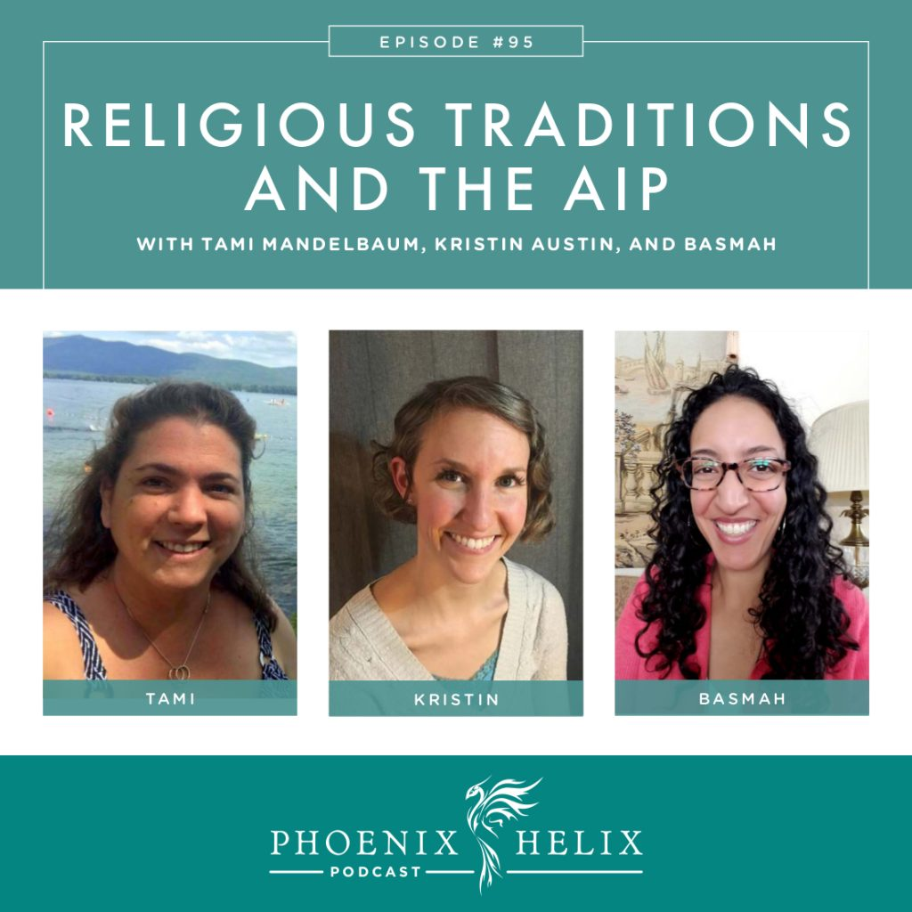 Religious Traditions and the AIP | Phoenix Helix Podcast