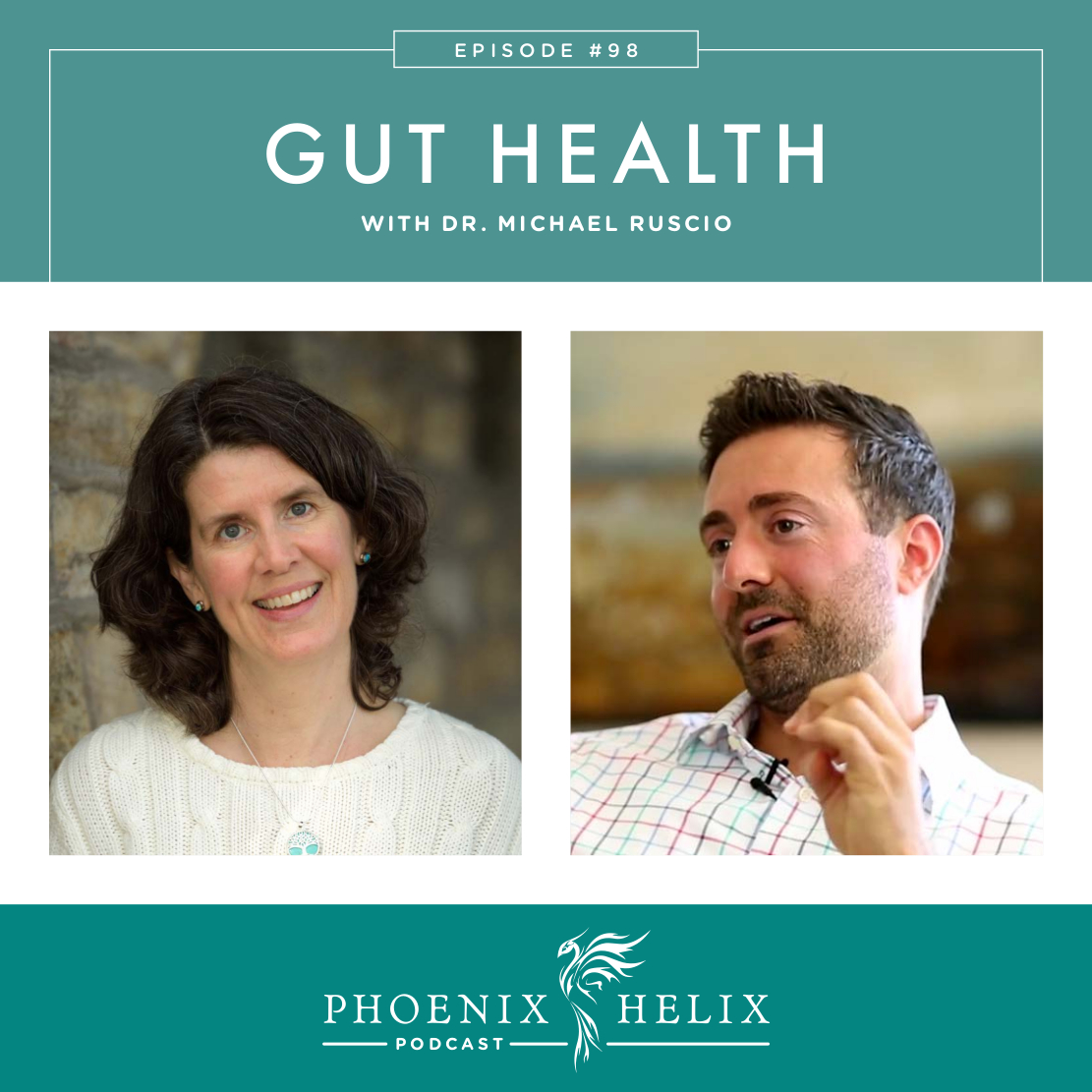 Gut Health with Dr. Michael Ruscio | Phoenix Helix Podcast