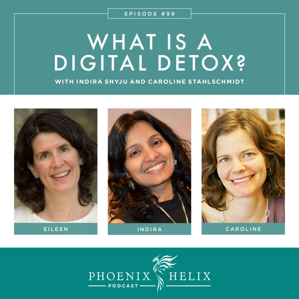 What Is a Digital Detox? | Phoenix Helix Podcast