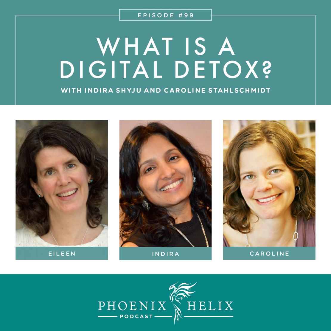 What Is a Digital Detox? | Phoenix Helix Podcast