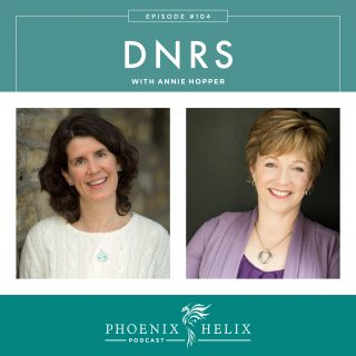 Episode 104: DNRS with Annie Hopper