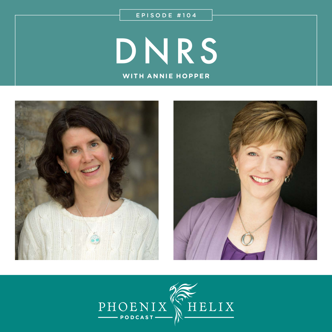 DNRS with Annie Hopper | Phoenix Helix Podcast