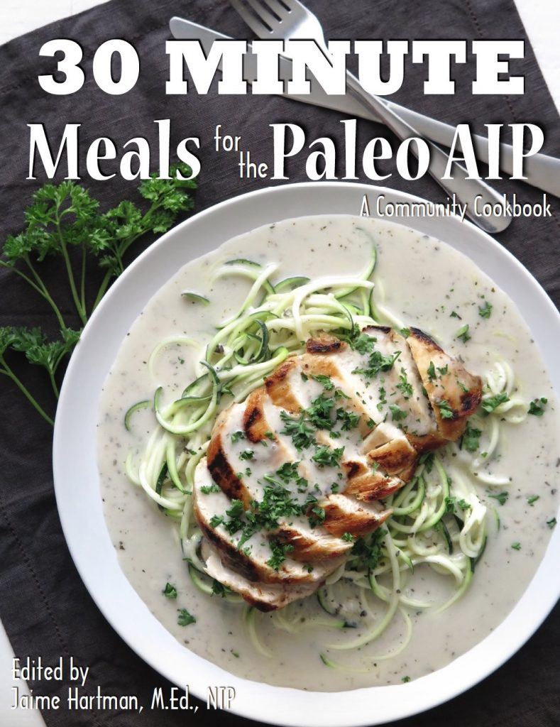 30 Minute Meals for the Paleo AIP - Cookbook Review & Sample Recipe | Phoenix Helix