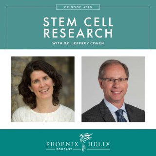 Episode 110: Stem Cell Research with Dr. Jeffrey Cohen