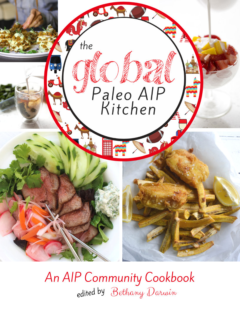 The Global Paleo AIP Kitchen - Cookbook Review and Sample Recipe | Phoenix Helix