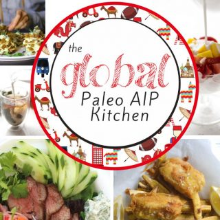 The Global Paleo AIP Kitchen – Cookbook Review and Sample Recipe