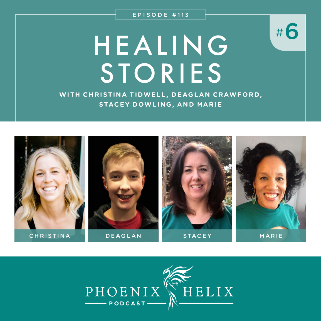 Autoimmune Healing Stories #6 | Phoenix Helix Podcast