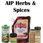 AIP Herbs & Spices