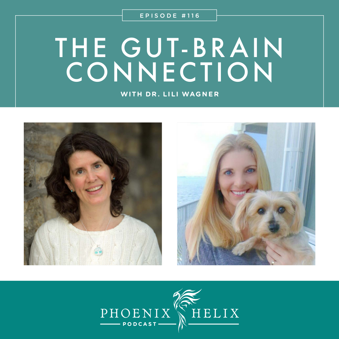 The Gut-Brain Connection with Dr. Lili Wagner | Phoenix Helix Podcast