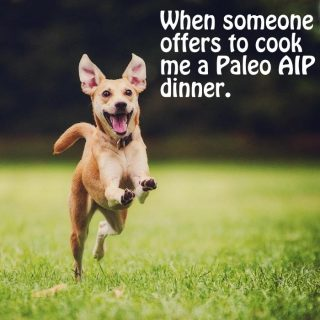 Life on the Paleo Autoimmune Protocol – a Story In Memes