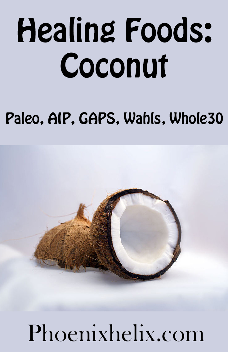Everything You Ever Wanted to Know About Coconut | Phoenix Helix