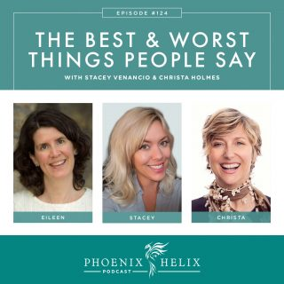 Episode 124: The Best & Worst Things People Say When You Have Autoimmune Disease